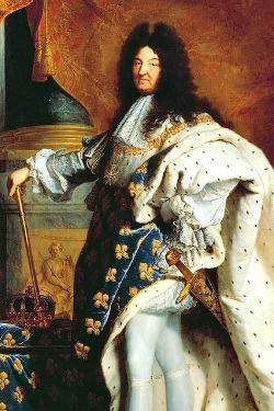 France's Sun King, Louis XIV