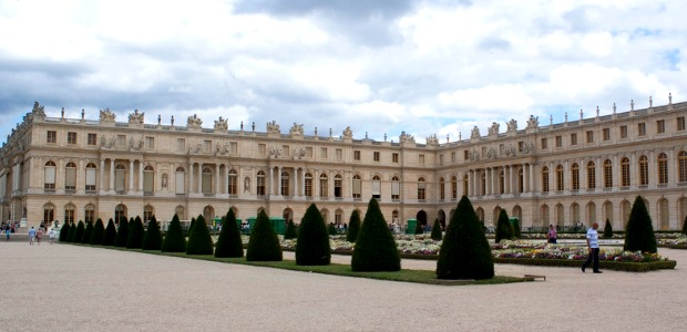 Chateau de Versailles, near Paris France