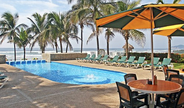 Mayan Sea Garden Acapulco