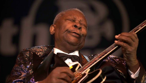 The King of the Blues, B. B. King