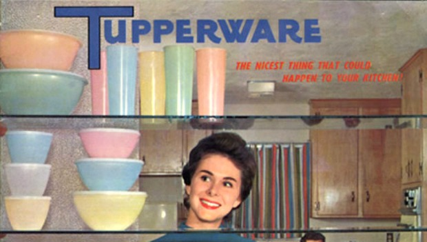 Tupperware is the best