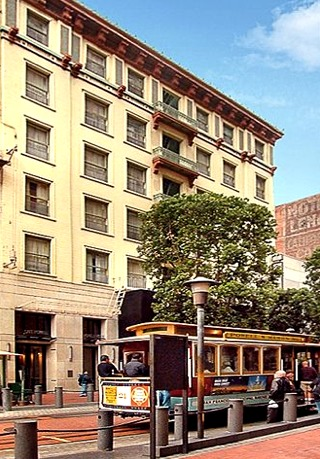 San Francisco's Powell Place timeshare
