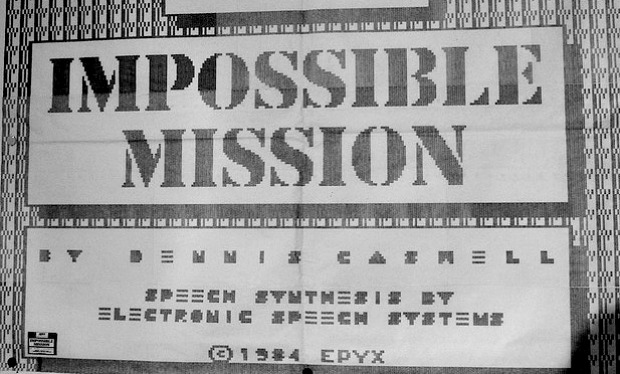 Sign for Impossible Mission