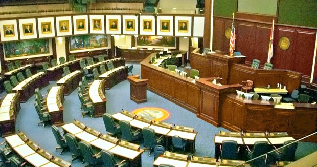 House Chamber at the Florida State Capitol