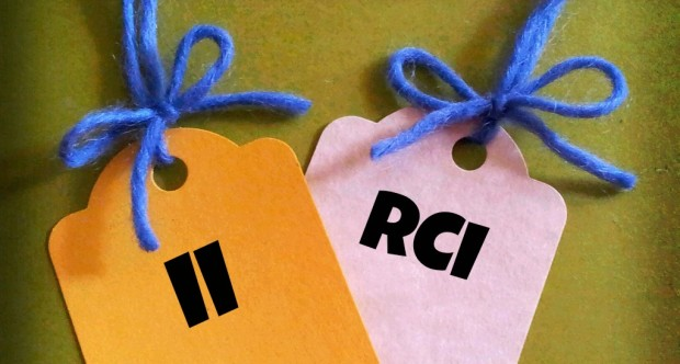 Comparing RCI vs. II