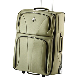 Ultra-lightweight suitcase from Atlantic Luggage