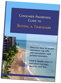 Consumer Awareness Guide to Timeshares