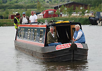 Narrowboat from Variety Cruisers